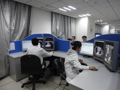 二三级医院信息集成平台模块集成可移动方舱
